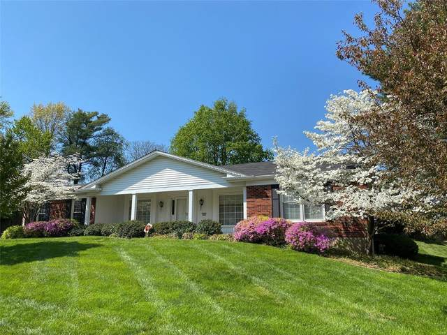 340 Portico Drive, Chesterfield, MO 63017 (#21028256) :: Parson Realty Group