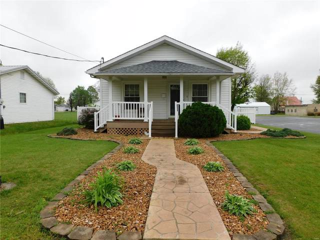 607 West Illinois, STEELEVILLE, IL 62288 (#21028257) :: St. Louis Finest Homes Realty Group
