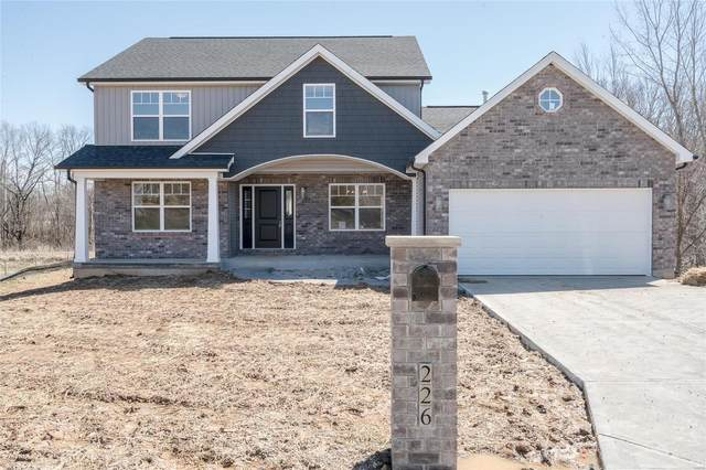 220 Lone Wolf (Lot 168) Drive, Festus, MO 63028 (#21028259) :: Parson Realty Group
