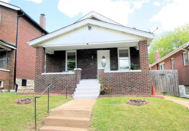4265 Ellenwood Avenue, St Louis, MO 63116 (#21028278) :: Parson Realty Group