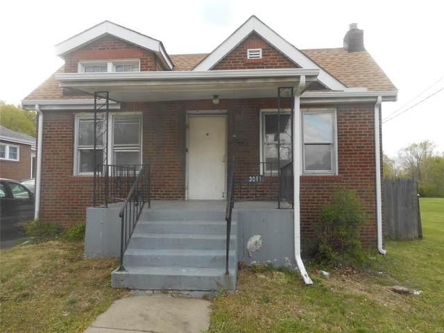 3011 N Hanley Road, St Louis, MO 63121 (#21028301) :: Parson Realty Group