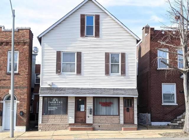 6949 Gravois, St Louis, MO 63116 (#21028303) :: Jeremy Schneider Real Estate
