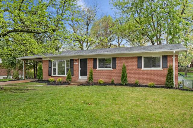 8863 Rusdon Drive, Crestwood, MO 63126 (#21028328) :: Parson Realty Group