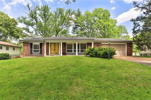 11809 Birmington, Bridgeton, MO 63044 (#21028337) :: Blasingame Group | Keller Williams Marquee
