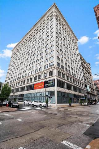 915 Olive Street #1202, St Louis, MO 63101 (#21028343) :: Parson Realty Group