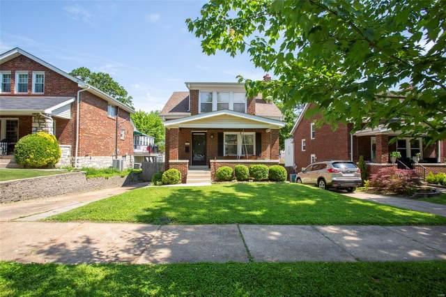 7469 Gannon Avenue, St Louis, MO 63130 (#21028355) :: PalmerHouse Properties LLC