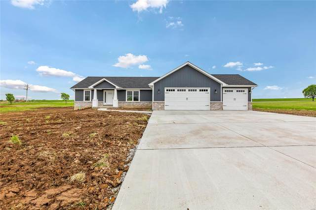 6 Moore Field Court, Troy, MO 63379 (#21028370) :: Parson Realty Group