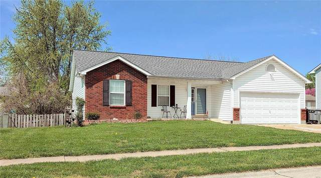 1171 Pinewood Place, O'Fallon, MO 63366 (#21028375) :: Clarity Street Realty