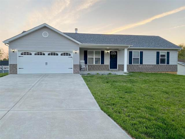 291 Cuivre Valley, Troy, MO 63379 (#21028408) :: Reconnect Real Estate