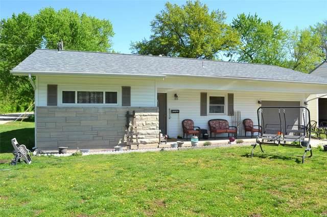 2 Mitchell Avenue, Centralia, IL 62801 (#21028434) :: Fusion Realty, LLC