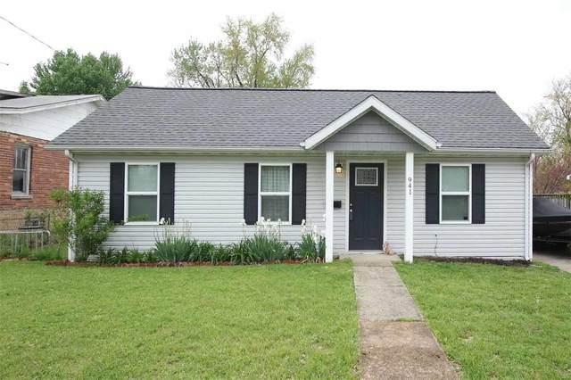 941 E Lorena Avenue, Wood River, IL 62095 (#21028454) :: Tarrant & Harman Real Estate and Auction Co.