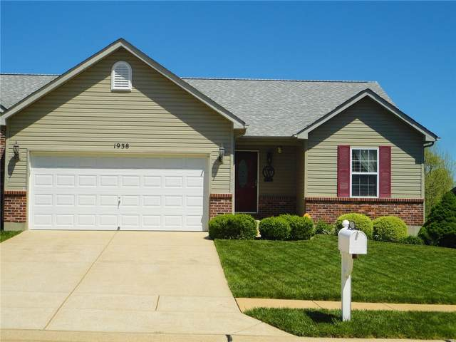 1938 Masters Drive, Festus, MO 63028 (#21028462) :: Parson Realty Group