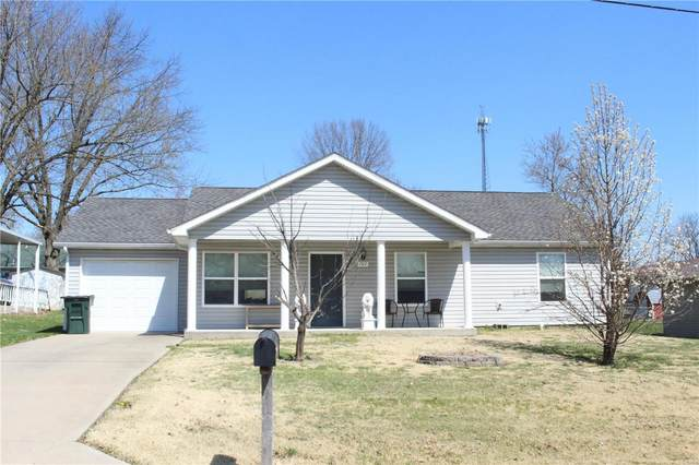 507 N Harper Street, Montgomery City, MO 63361 (#21028477) :: Parson Realty Group