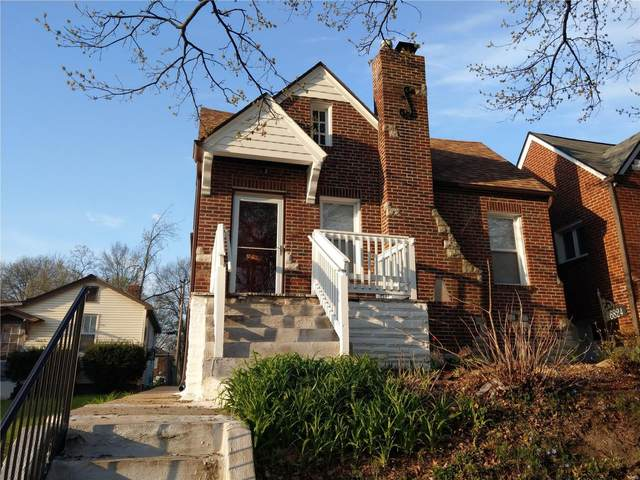 6824 Plymouth Avenue, St Louis, MO 63130 (#21028482) :: Parson Realty Group