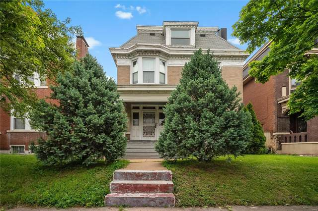 3223 Geyer Avenue, St Louis, MO 63104 (#21028498) :: Parson Realty Group