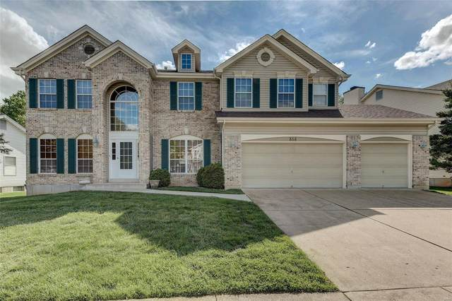 868 Kiefer Trails Drive, Ballwin, MO 63021 (#21028500) :: Parson Realty Group