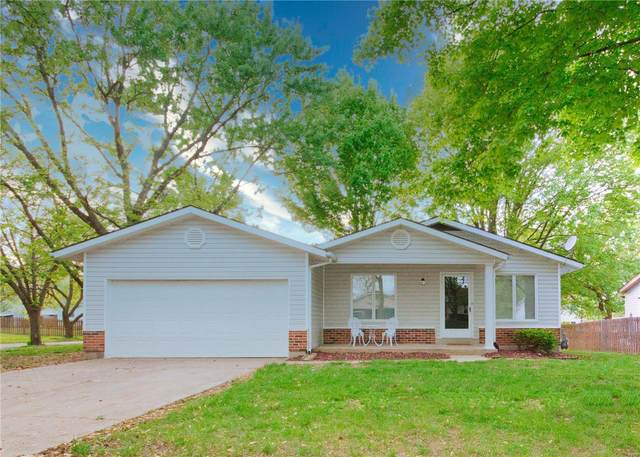 1027 Holly River Drive, Florissant, MO 63031 (#21028517) :: Parson Realty Group