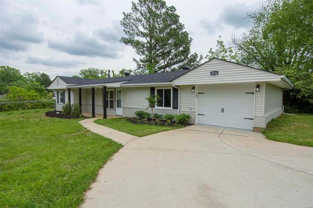 9604 Carrimae, St Louis, MO 63126 (#21028541) :: Blasingame Group | Keller Williams Marquee
