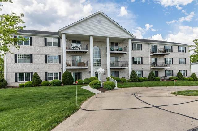 3624 Colonia Place Drive J, St Louis, MO 63125 (#21028546) :: Parson Realty Group