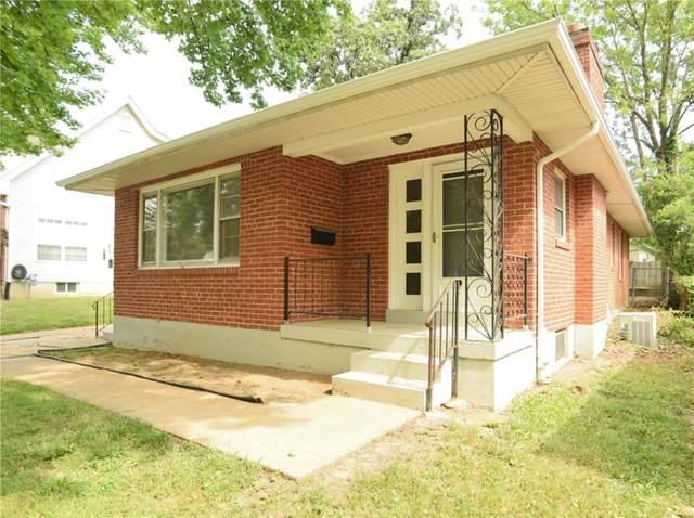 25 Stratford Lane, St Louis, MO 63144 (#21028578) :: Reconnect Real Estate