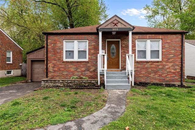 960 N New Florissant Road, Florissant, MO 63031 (#21028587) :: Jenna Davis Homes LLC