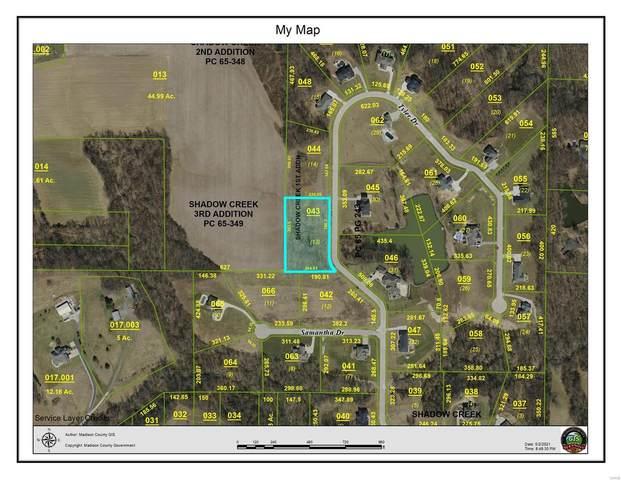 337 Tyler Drive, Troy, IL 62294 (#21028597) :: Hartmann Realtors Inc.