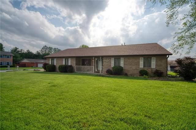 544 Cunningham, Belleville, IL 62221 (#21028605) :: Parson Realty Group