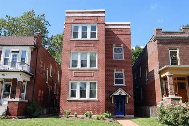 3951 Shaw Boulevard #2, St Louis, MO 63110 (#21028630) :: Parson Realty Group