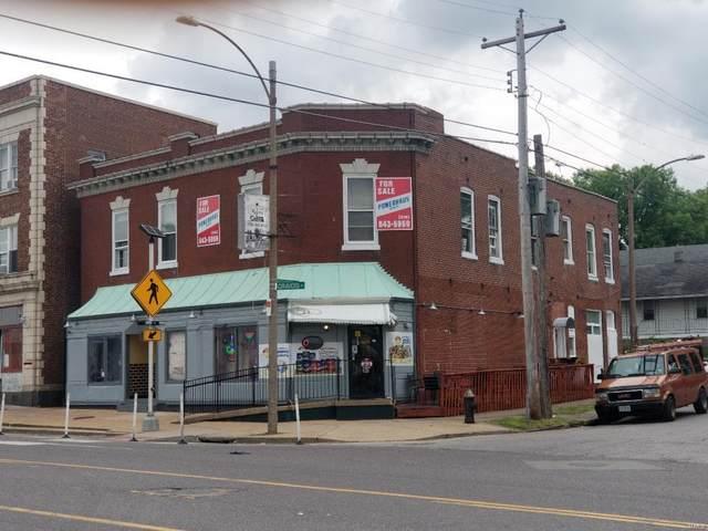 4658 Gravois Avenue, St Louis, MO 63116 (#21028652) :: Delhougne Realty Group