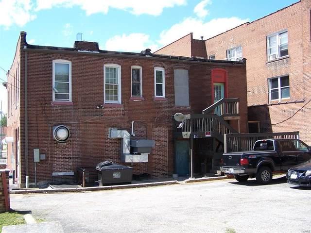 4658 Gravois Avenue, St Louis, MO 63116 (#21028652) :: Parson Realty Group