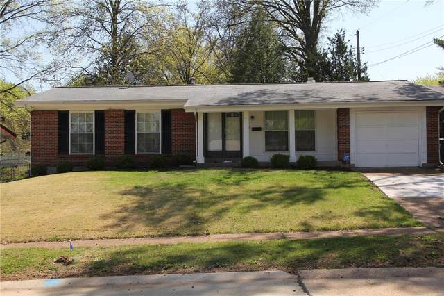 8432 Bridle Spur Drive, Hazelwood, MO 63042 (#21028670) :: Terry Gannon | Re/Max Results