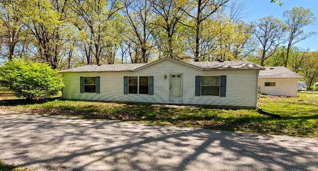 21566 Timber Lane, MOUNT OLIVE, IL 62069 (#21028673) :: Fusion Realty, LLC