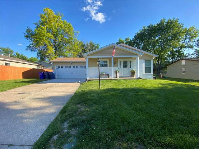 108 Mill Pond Drive, O'Fallon, MO 63366 (#21028679) :: St. Louis Finest Homes Realty Group