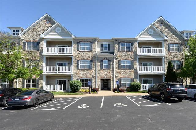 1 Monarch Trace #302, Chesterfield, MO 63017 (#21028712) :: Clarity Street Realty