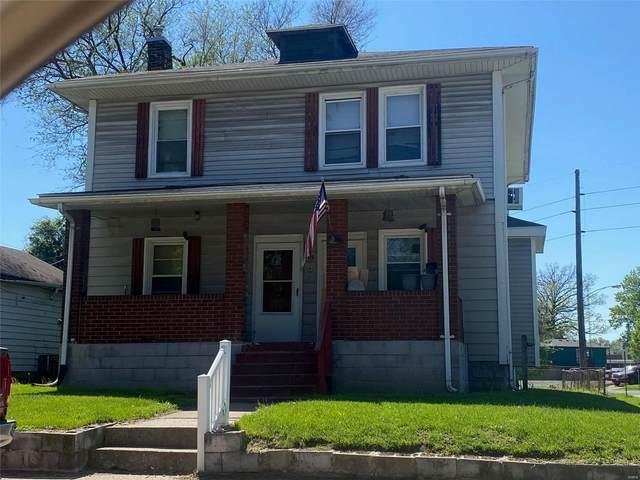 2419 Bromley Avenue A,B, Granite City, IL 62040 (#21028733) :: Terry Gannon | Re/Max Results