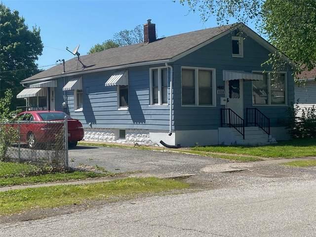 2905 Oregon Avenue, Granite City, IL 62040 (#21028751) :: Parson Realty Group