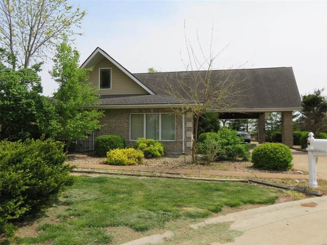 1309 Dolan Lane, Jerseyville, IL 62052 (#21028759) :: Tarrant & Harman Real Estate and Auction Co.