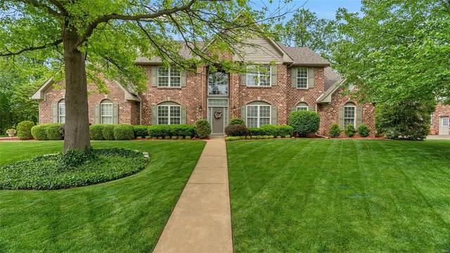 11929 Edwards Place Court, St Louis, MO 63128 (#21028773) :: Clarity Street Realty