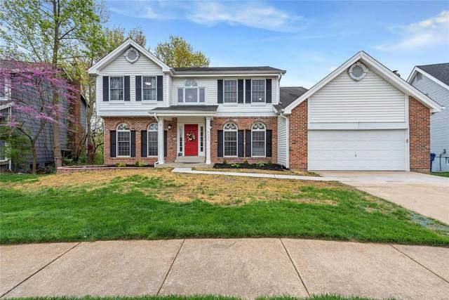 121 Boathouse Drive, Grover, MO 63040 (#21028788) :: Parson Realty Group