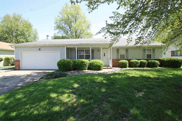 236 Mimosa Avenue, Swansea, IL 62226 (#21028809) :: Parson Realty Group