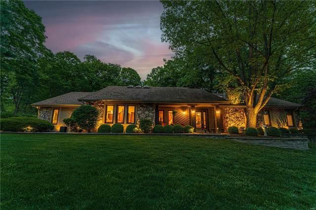 2 Deer Field Ridge Road, Wildwood, MO 63005 (#21028823) :: Kelly Hager Group | TdD Premier Real Estate