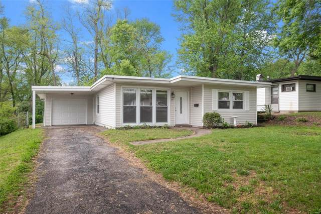 26 Redwood Drive, Florissant, MO 63031 (#21028851) :: Clarity Street Realty