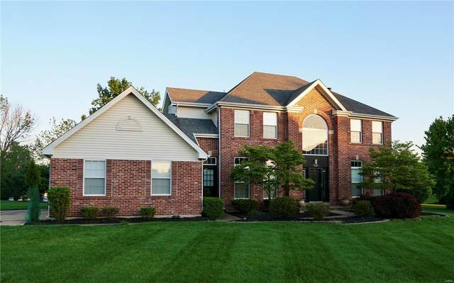 2106 Dartmouth Place, Wildwood, MO 63011 (#21028879) :: Clarity Street Realty