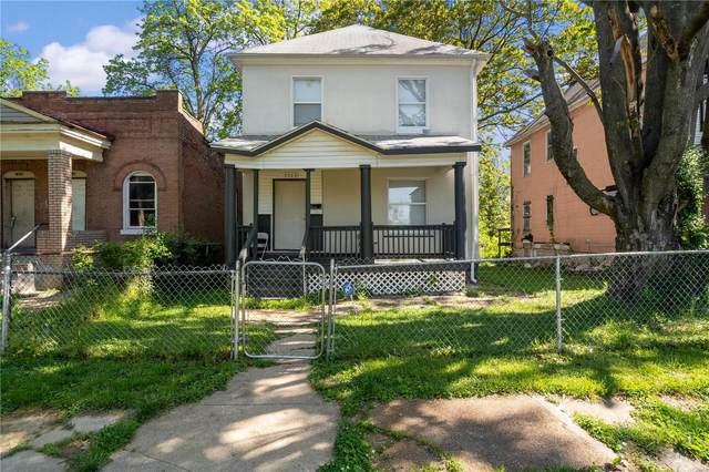 5323 Labadie Avenue, St Louis, MO 63120 (#21028892) :: Walker Real Estate Team