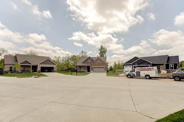 37 Nickel Plate Drive, Edwardsville, IL 62025 (#21028904) :: Blasingame Group | Keller Williams Marquee