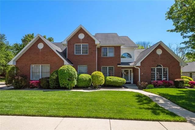 14 Laurel Heights, O'Fallon, IL 62269 (#21028911) :: Fusion Realty, LLC