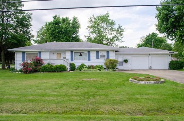 3731 Joyce Street, Granite City, IL 62040 (#21028951) :: Hartmann Realtors Inc.