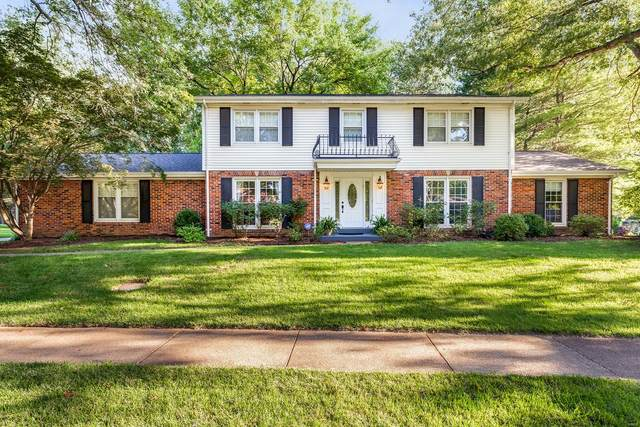 12985 Lampadaire Drive, St Louis, MO 63141 (#21028973) :: Parson Realty Group