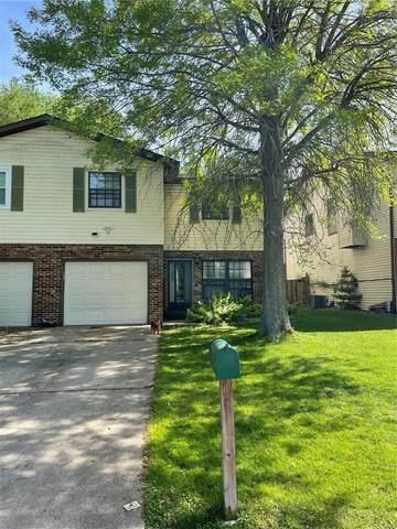 22 Clinton Hill Drive, Belleville, IL 62226 (MLS #21029000) :: Century 21 Prestige
