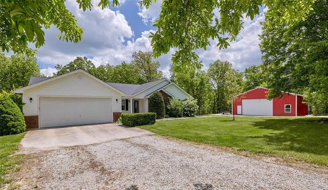 20 Forest Lane, Troy, MO 63379 (#21029008) :: Parson Realty Group